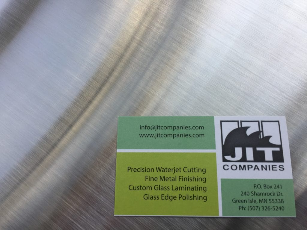 metal surface finishing